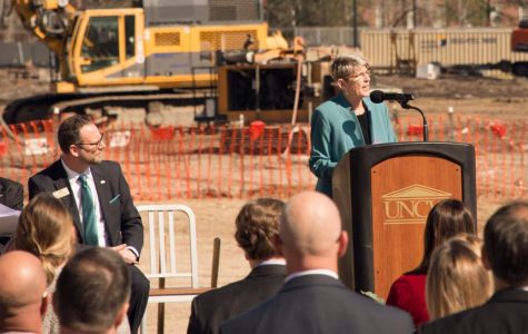 UNCW breaks ground on four new residential buildings