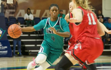 UNCW notches Alumni Day win over Northeastern, remains perfect at home
