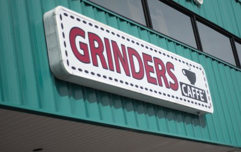 Grinders Caffe' reopens at new location