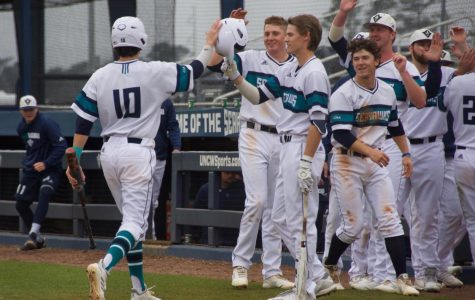 Gallery: Baldwin's 5 RBIs lead UNCW over Iona