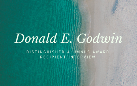 INTERVIEW: Distinguished Alumnus Award recipient Donald Godwin