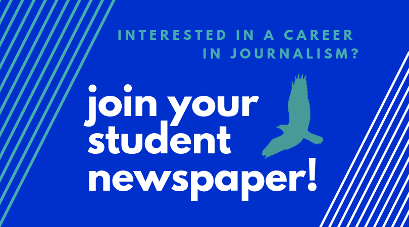 EDITORIAL: Join The Seahawk, build your resume and begin your career in journalism
