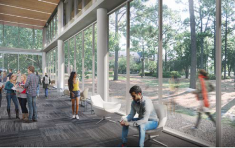 Renovation and expansion of Randall Library planned