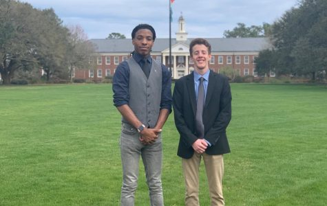 SGA elections: Bey and Tyson team up to keep students safe on campus