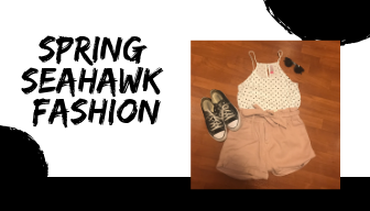 Spring Seahawk fashion advice is here