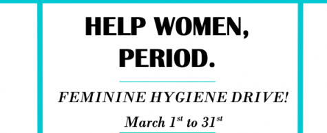 Student organizations call for free feminine hygiene products on campus