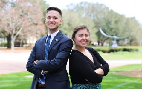 SGA elections: Pianovich, Kowadlo strive for sustainability