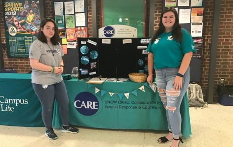 "CARE hosts Denim Day: ""Show you care by what you wear"""
