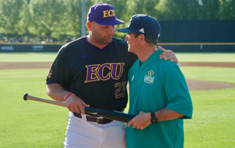Gallery: UNCW battles no. 11 ECU in Greenville
