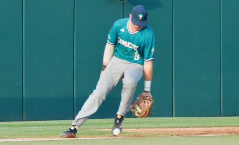 This week in UNCW sports history: CAA competition on the diamond