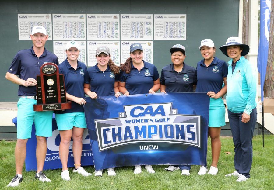 Women%27s+Golf+brings+home+first+CAA+title+in+nearly+a+decade