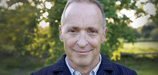 Writer David Sedaris, who is visiting UNCW on April 15, 2019