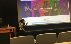 Comic book author discusses race, gender at UNC Wilmington Comic Con