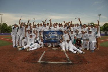 Diamond Hawks win CAA title; head to Chapel Hill Regional