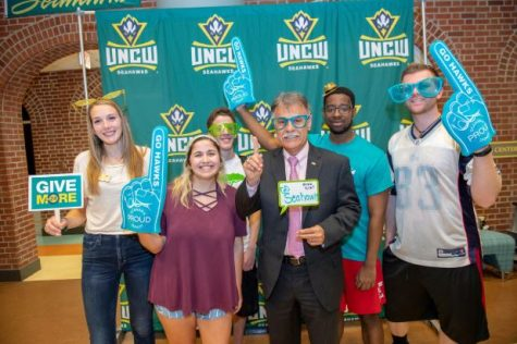 Cacok sets career rebounding record in UNCW win