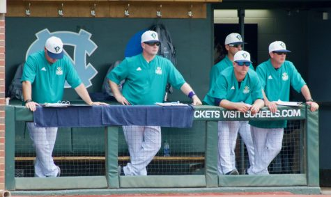Gallery: 'Diamondhawks' downed by no. 12 Coastal Carolina