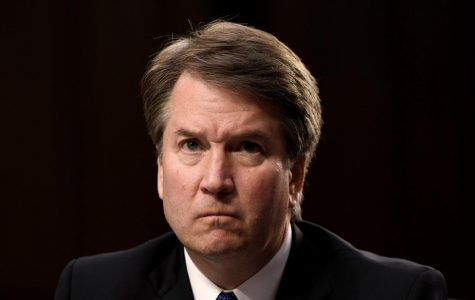 You're a vile one, Mr. Kavanaugh