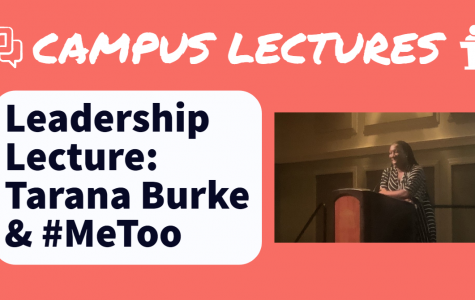 Tarana Burke Leadership Lecture