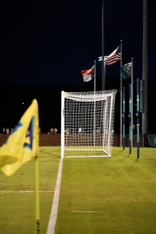 UNCW Soccer Stadium on Oct. 24, 2019.