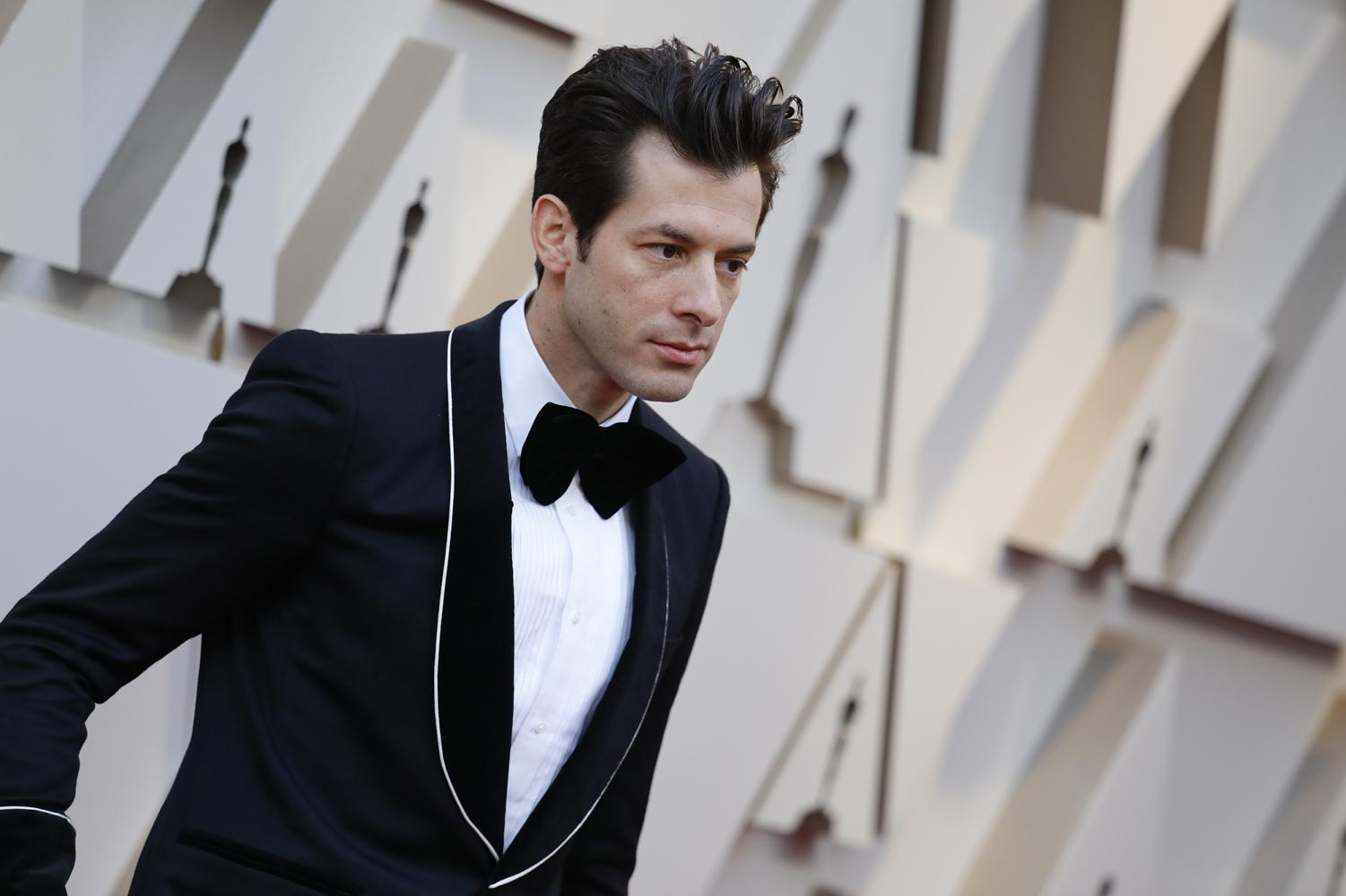 Mark Ronson, musician and producer at the 2019 91st Academy Awards.