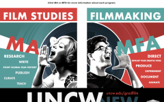 UNCW's new film study graduate programs open admission