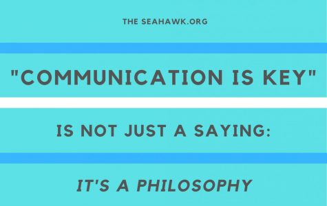 """Communication is key"" is not just a saying—it is a philosophy"