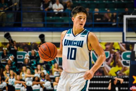 UNCW sweeps Hofstra in Saturday doubleheader