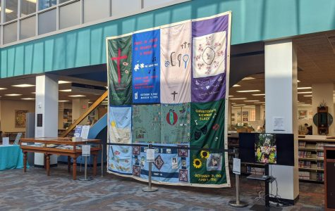 AIDS Memorial Quilt visits Wilmington