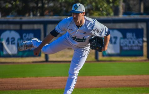 Roupp claims CAA Pitcher of the Week honors