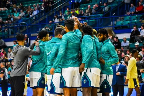 UNCW men's basketball