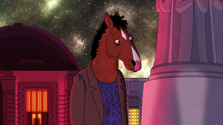 """""""BoJack Horseman"""" season six kept dancing until the curtain fell"""