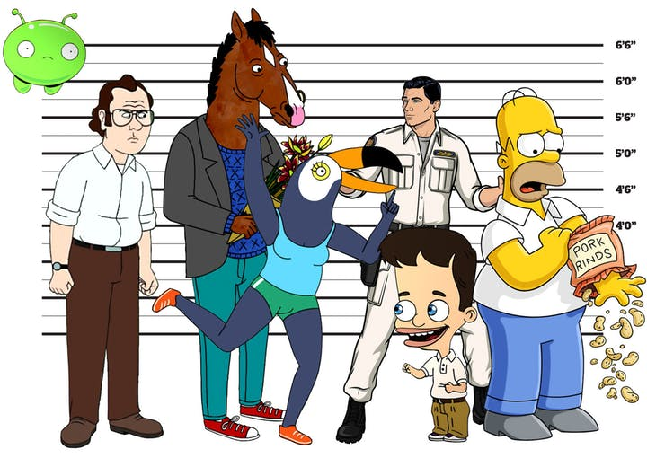 Not just the usual suspects: There's more out there than just