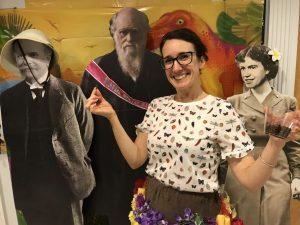 UNCW celebrates annual 'Darwin Day'