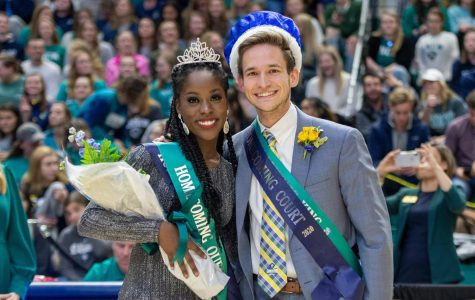 Meet UNCW's 2020 Homecoming King and Queen