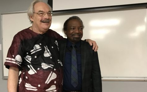 Guest lecturer speaks on hidden truths of slavery