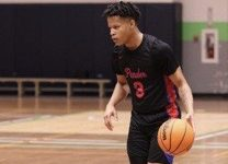 Jajuan Carr commits to UNCW