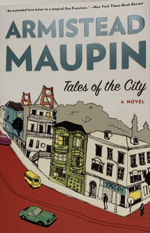 """Tales of the City"" by Armistead Maupin. Photo by Brenna Flanagan."