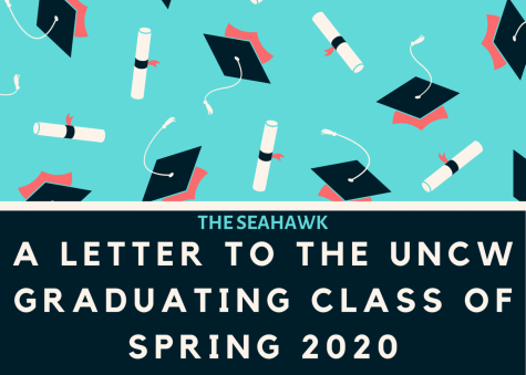 A letter to the UNCW graduating class of Spring 2020