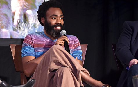 Donald Glover attends the Global Press Conference for Disney's THE LION KING on July 10, 2019 in Beverly Hills, California. (Photo by Alberto E. Rodriguez/Getty Images for Disney/TNS)