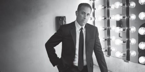 Comedian Jerry Seinfeld  returning to Playhouse Square on Friday, October 11, 2019