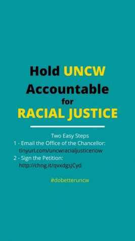 UNCW needs to stand up to Dr. Mike Adams