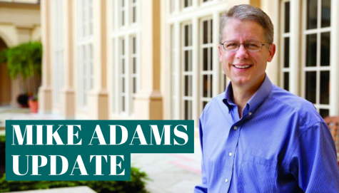 Photo of Mike S. Adams on UNCW