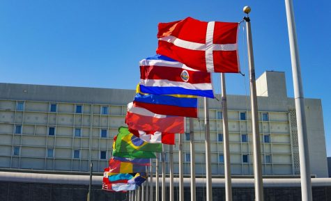 International Flags. Image by Joshua Woroniecki from Pixabay.