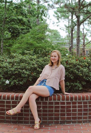 Humans of the Dub: Meet the Staff! Brenna Flanagan, Editor-in-Chief