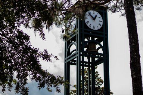 UNCW Clocktower.