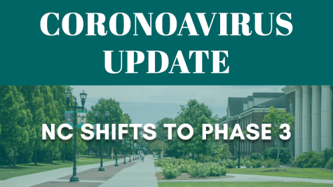 NC shifts to Phase 3