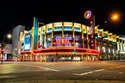 Are movie theaters an endangered species?