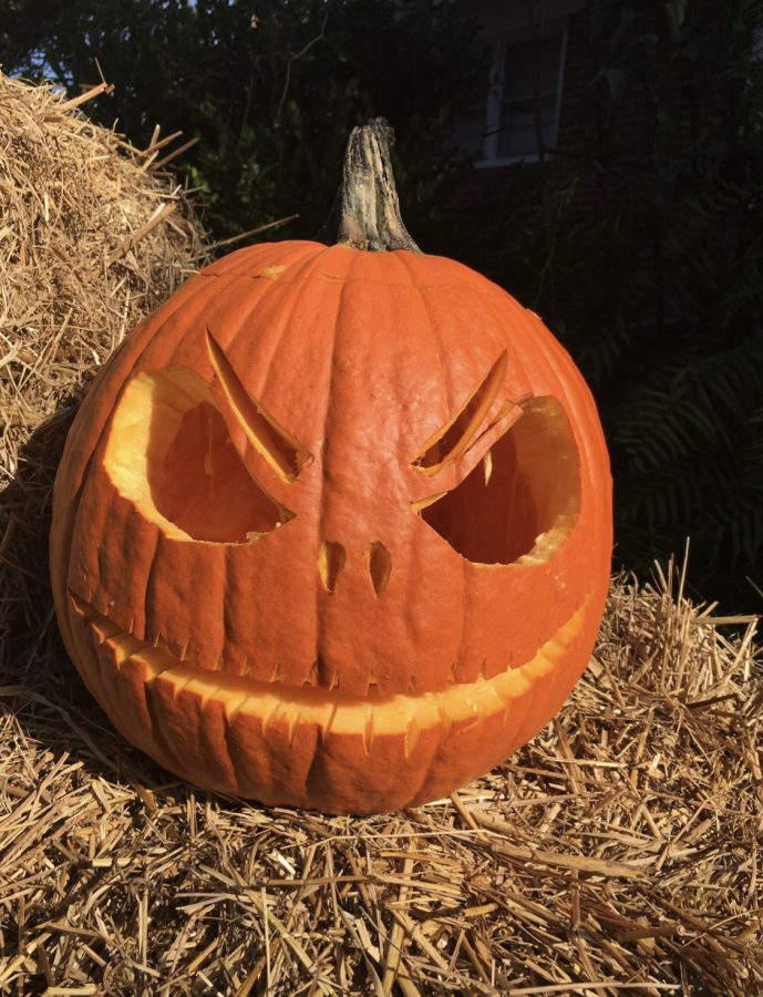 Pumpkin carving - A safe alternative to traditional trick-or-treating.