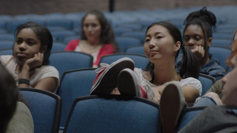 Shirley Chen and Courtney Dietz appears in BEAST BEAST by Danny Madden, an official selection of the NEXT program at the 2020 Sundance Film Festival.