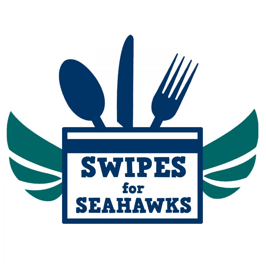 Swipes for Seahawks allows UNCW students to donate one guest swipe per semester to food insecure students.